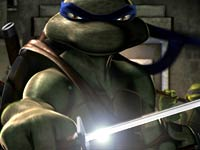 Teenage Mutant Ninja Turtles: The Video Game обзор