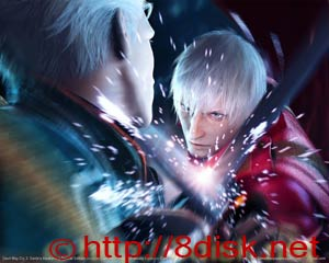 фото кадр Devil May Cry 4