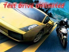 Test Drive Unlimited игра