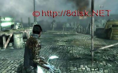 Dark sector скриншот